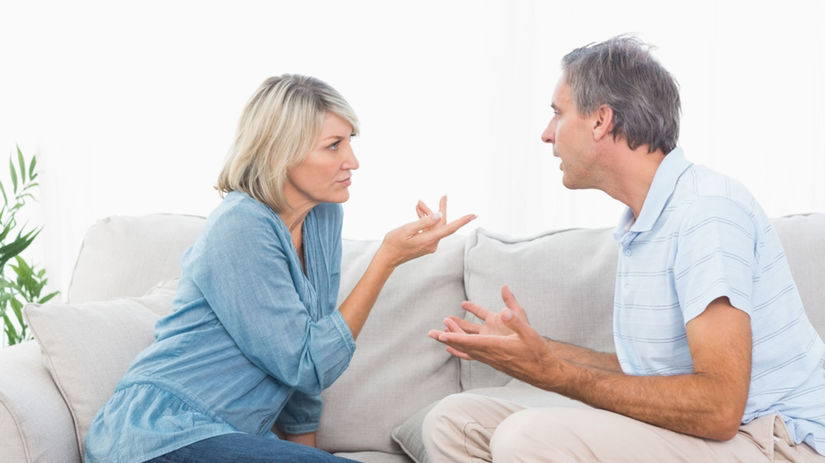 manželstvo, vzťah, problém