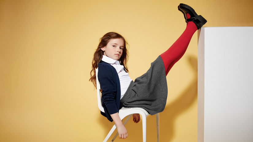 školská móda - ako obliecť školáka - vizuálne...
