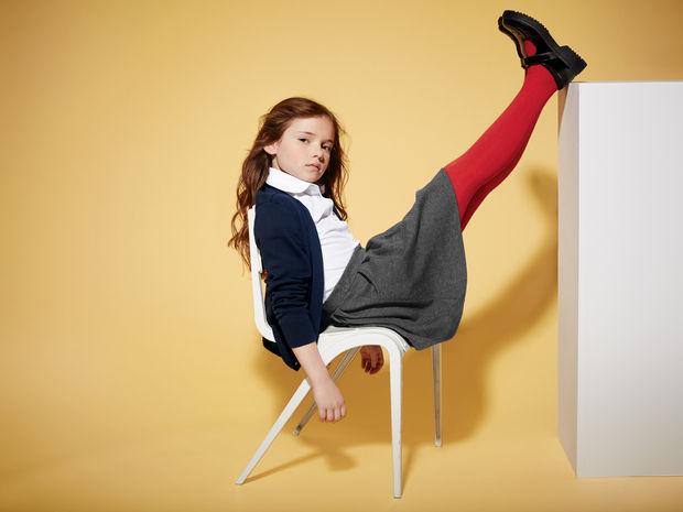 školská móda - ako obliecť školáka - vizuálne inšpirácie do školy