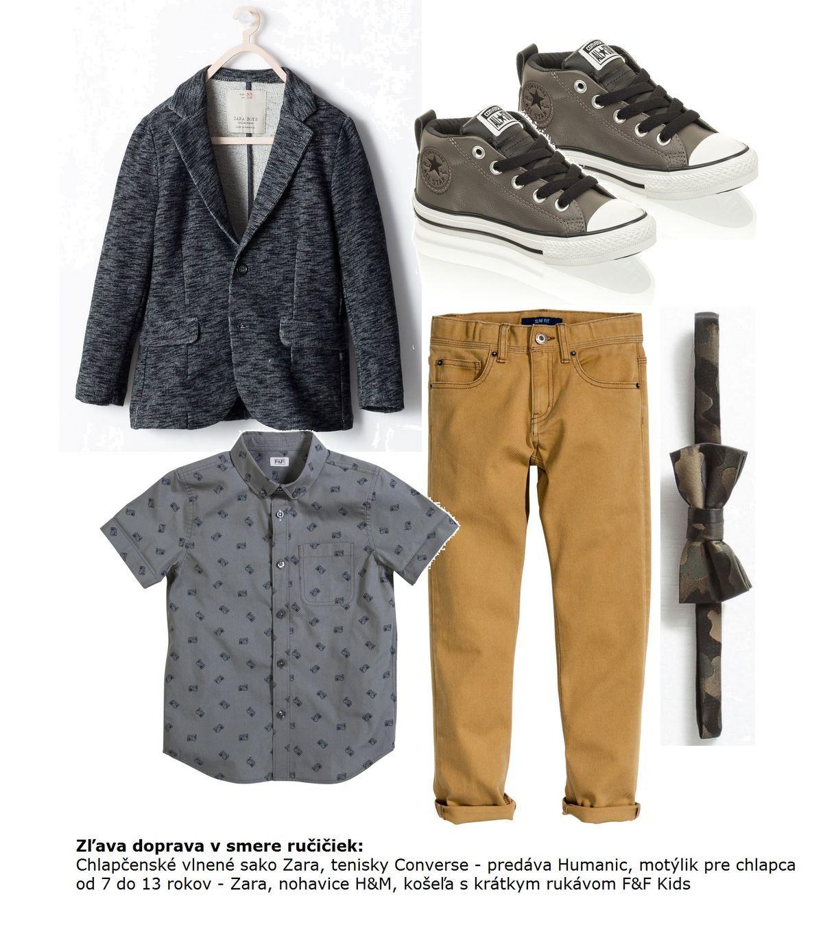 129e13b236 Vyparáďte prváčika! Takto ho môžete obliecť na prvý školský deň ...