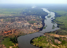 Níl, JUba, Južný Sudán