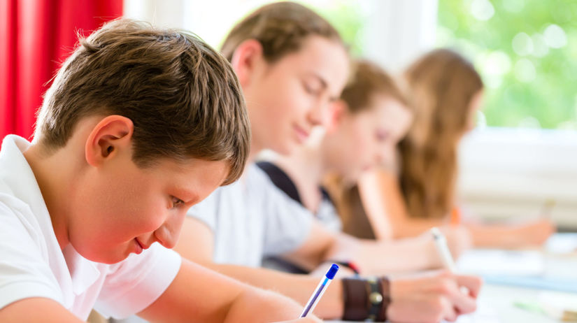 škola, žiaci, študenti, školáci