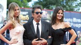 Al Pacino, Camile Sola, Lucile Sola