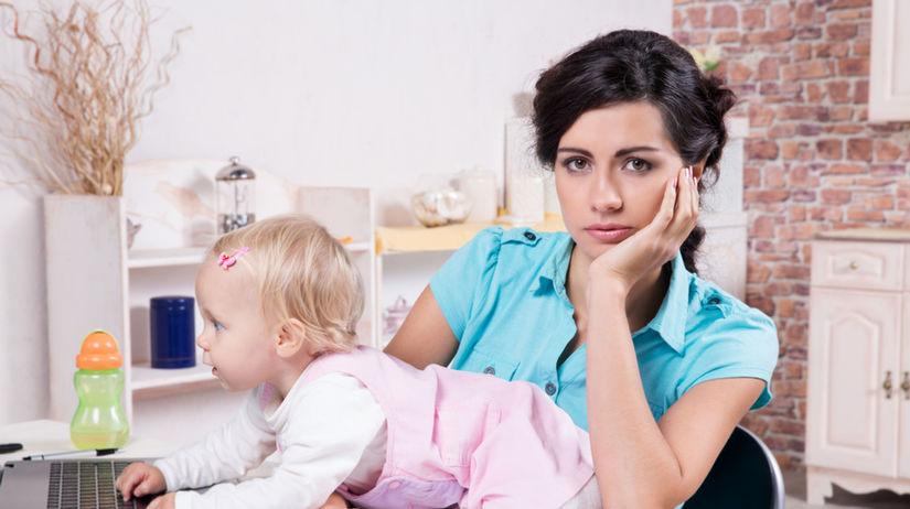 matka - práca - kariéra -