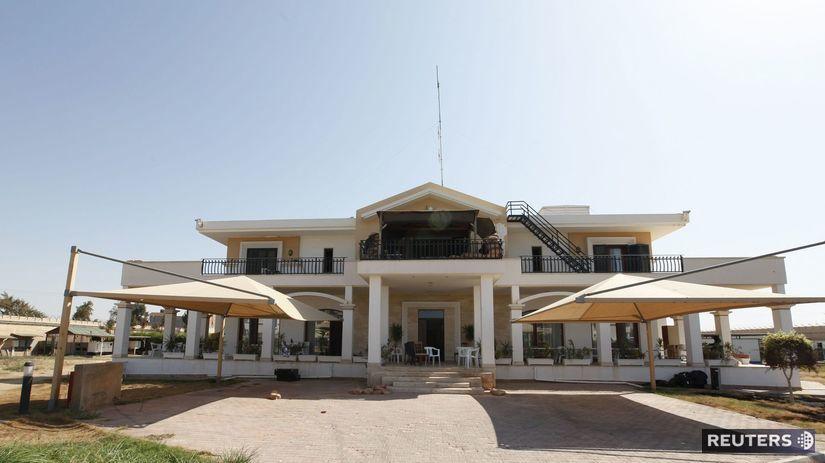 Tripolis, Líbya, ambasáda USA