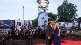 Carlo Verdone a herečka Paola Cortellesi