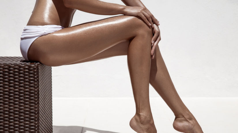 opaľovanie - bronz - opálená pokožka