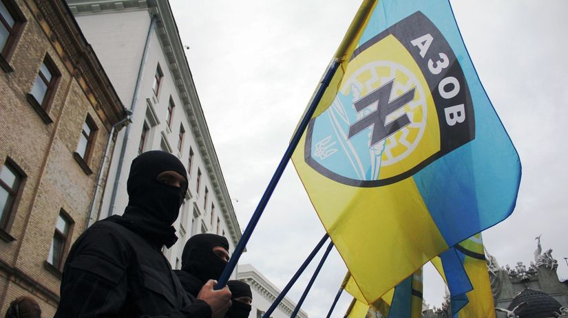 ukrajina, fašisti,