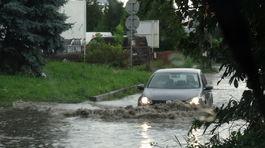 následky po búrke v Bratislave