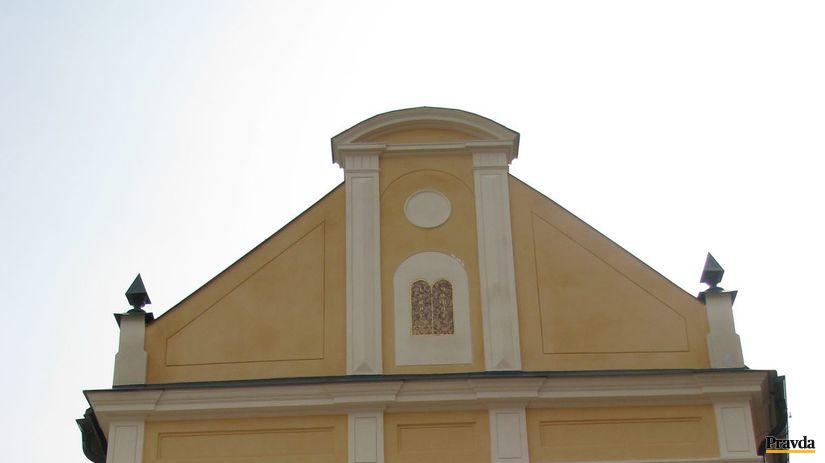 synagóga v Banskej Štiavnici