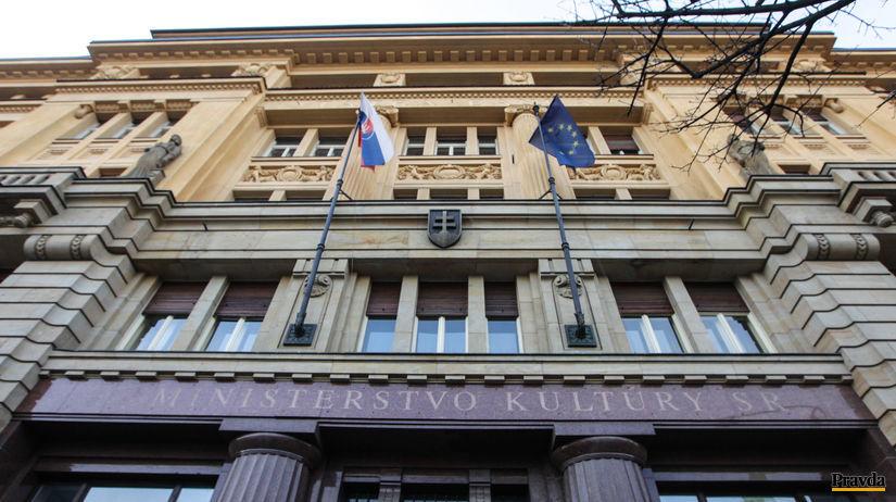 MK SR, ministerstvo kultury