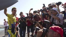 Alberto Contador, Tinkoff