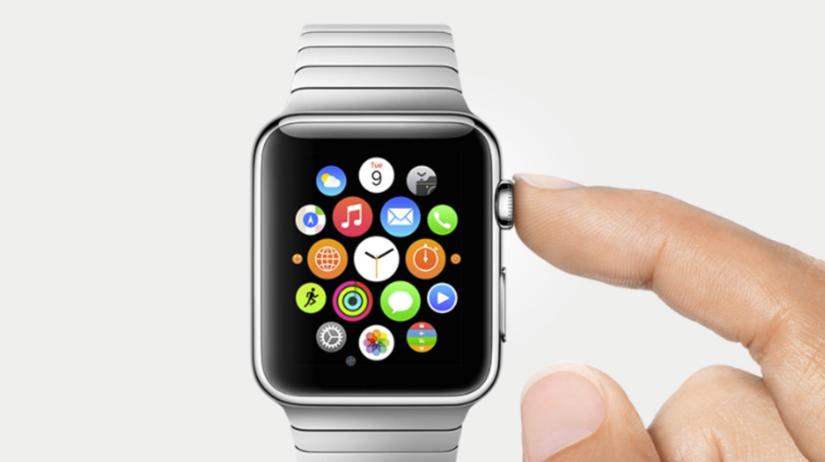 Apple Watch, inteligentné hodinky, iWatch