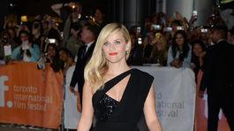 Herečka Reese Witherspoon na premiére snímky Wild.