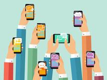 smartfón, mobil, SMS, telefonovanie, správa, operátor, telefón