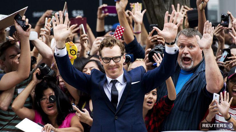 fanúšikovia - Benedict Cumberbatch