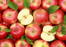 jablká, vitamíny, ovocie