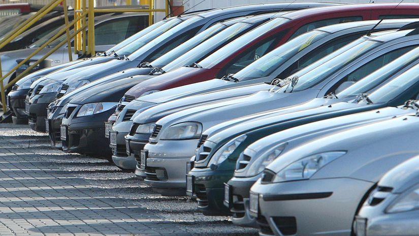 autobazár, ojazdené auto, doprava, autá