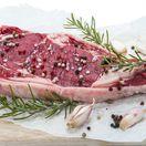 hovädzie mäso, steak, varenie