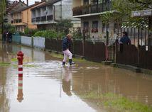 Maďarsko, povodne
