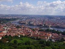 Praha, výhľad