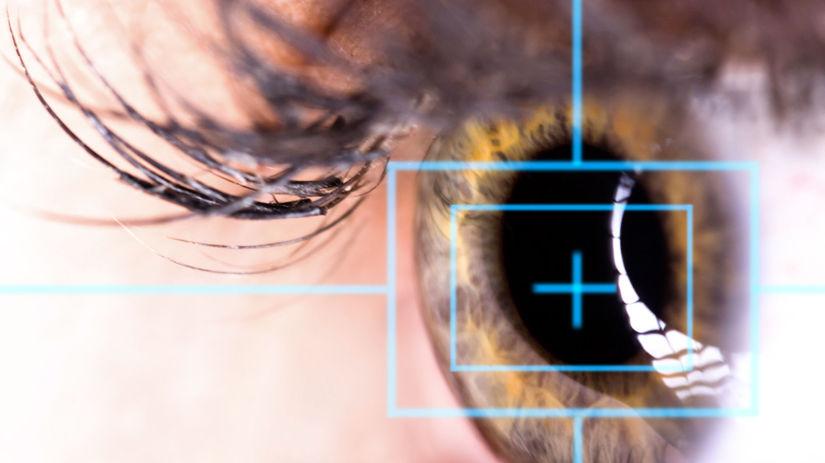 oko, sietnica, mihalnice, zrenica, operácia,