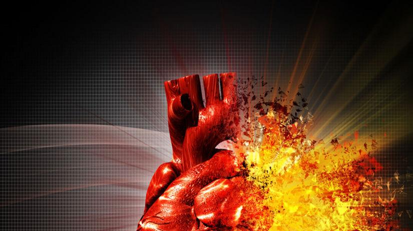 srdce, infarkt, EKG, prvá pomoc, srdcový...