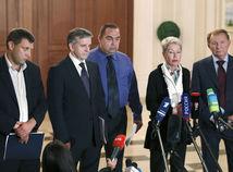 Situácia v Luhansku je nejasná, Plotnickij vraj utiekol do Ruska