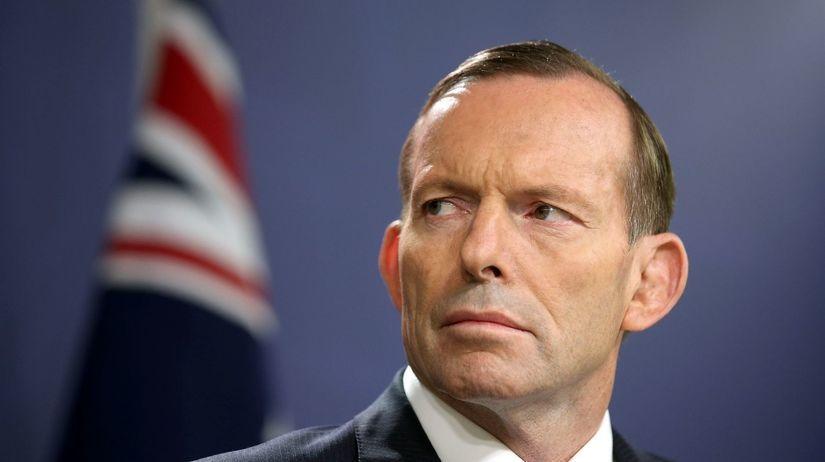 Austrália, premiér Tony Abbott