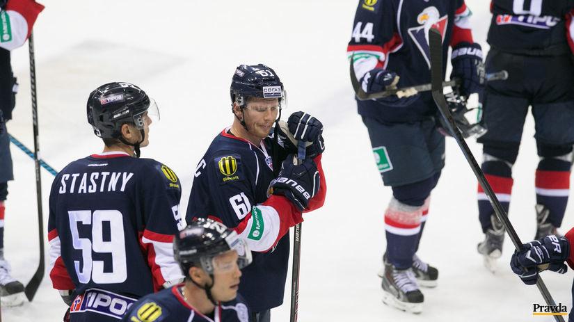 Ladislav Nagy, Milan Bartovič, Andrej Šťastný