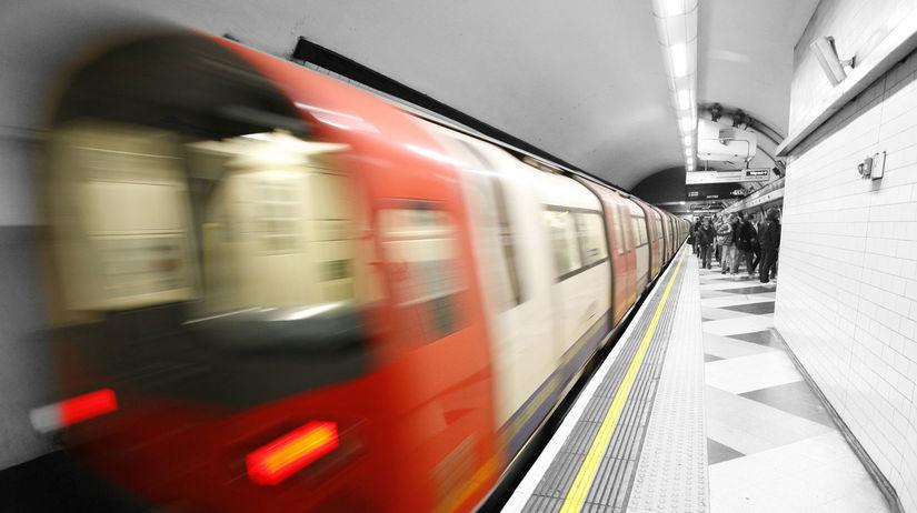 Londýn, metro