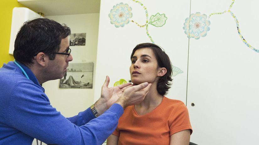lymfóm,lekár, vyšetrenie
