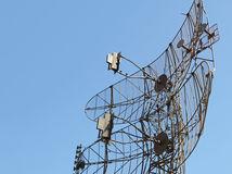 vojenský radar, rádiolokátor