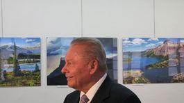 Rudolf Schuster, výstava, fotografie