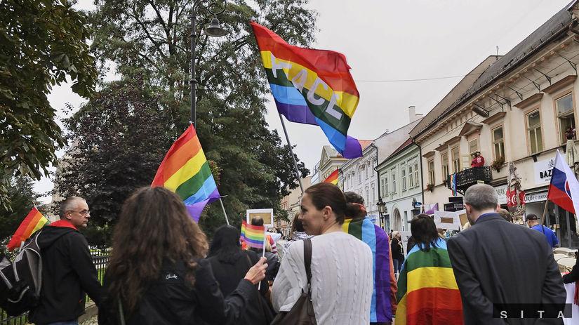 Košice, pride, LGBTI