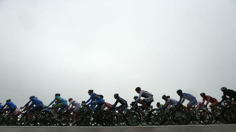 MS v cyklistike, ilustračná foto, cyklistika