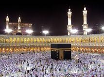 Mekka, moslim, Saudská Arábia