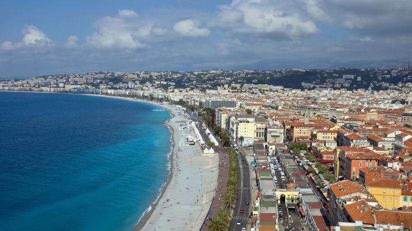 Nice, Francúzska riviéra, Francúzsko