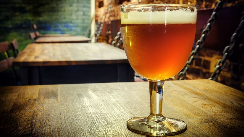 pivo  Belgicko