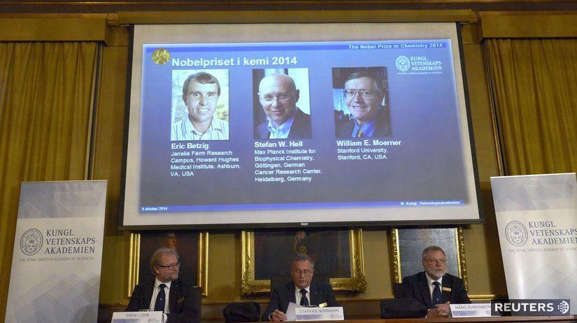 Nobelova cena za chémiu