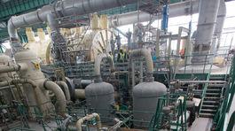 Mochovce, elektráreň, strojovňa, turbogeneráry
