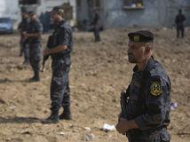pásmo Gazy, Paletsína, Izrael, vojaci