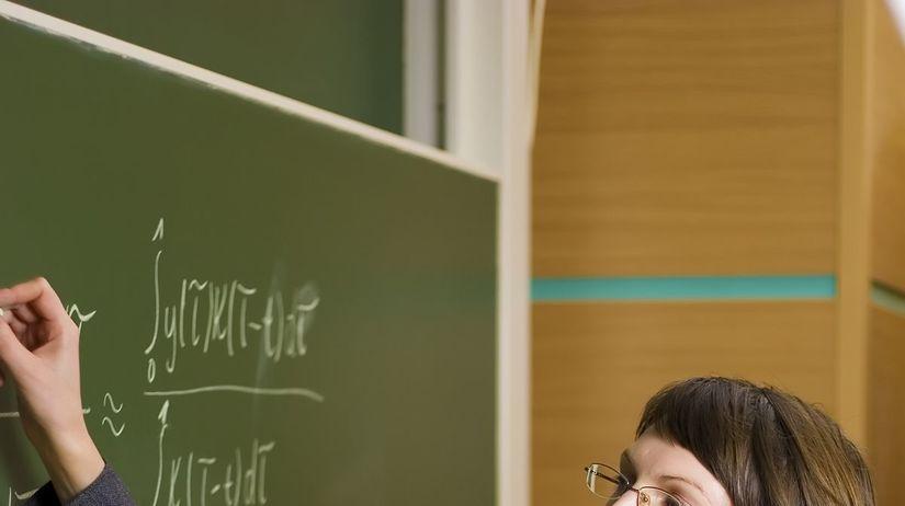 učiteľka, školstvo