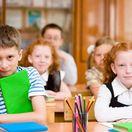 žiaci, škola, učebnice