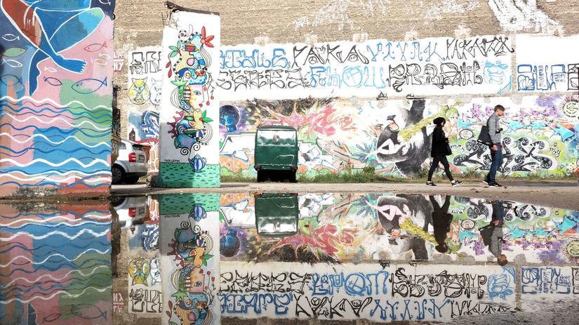 Berlínsky múr, Berlín, Nemecko
