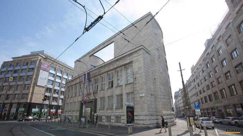 Generálna prokuratúra, Bratislava