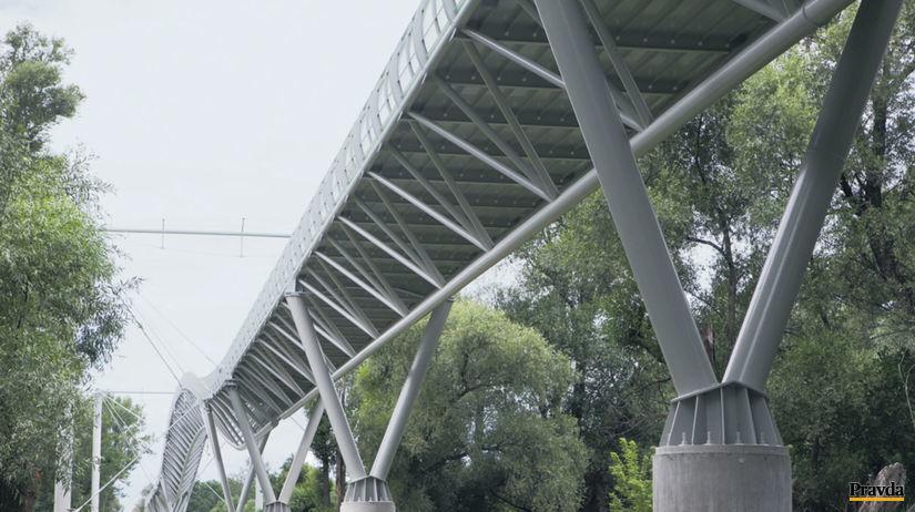 most Chucka Norrisa, cyklomost, Rakúsko