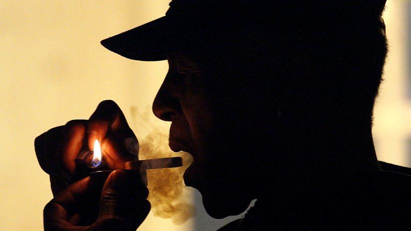 marihuana, Oregon, fajčenie, cigareta, dym