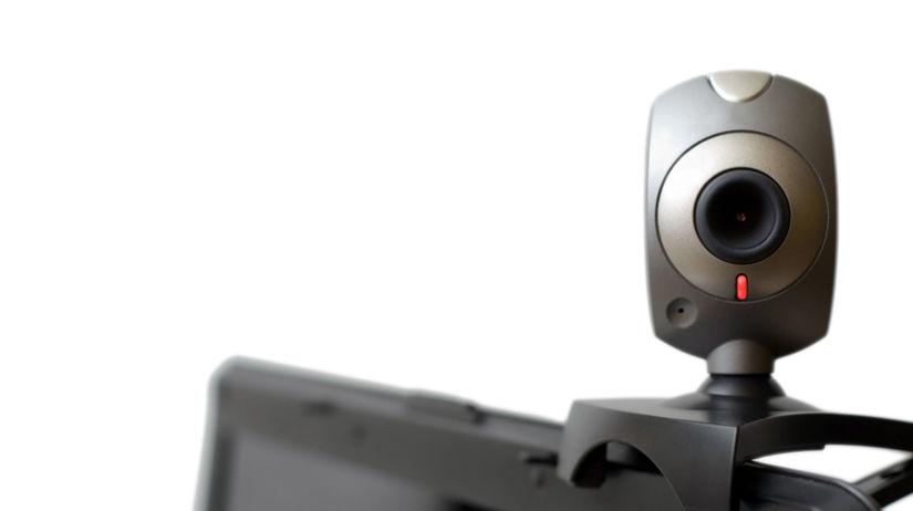 webkamera, špehovanie, špión, webcam, notebook,...