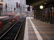 železnice, Frankurt, vlak